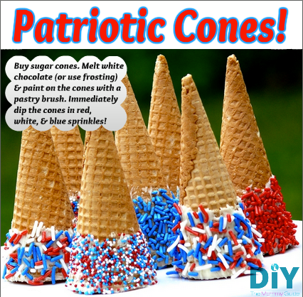 7 Patriotic Crafts and Recipes for Kids