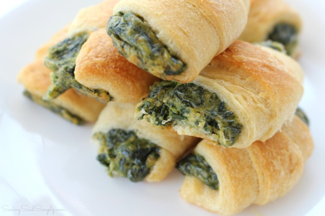 Crescent Roll Ring Appetizers