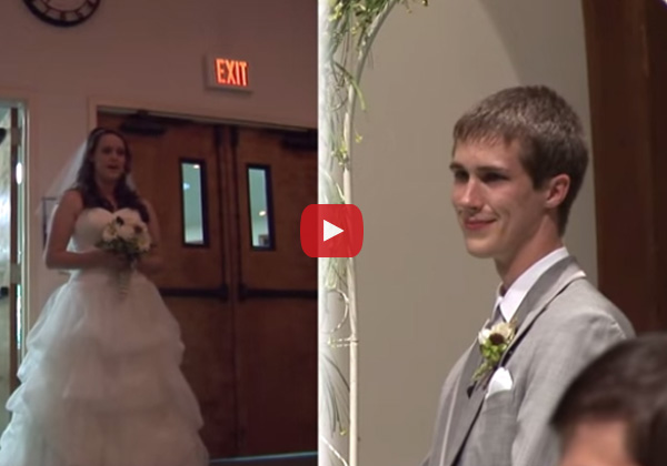 Bride Stops Everything at Her Own Wedding. You Won't Believe Why!