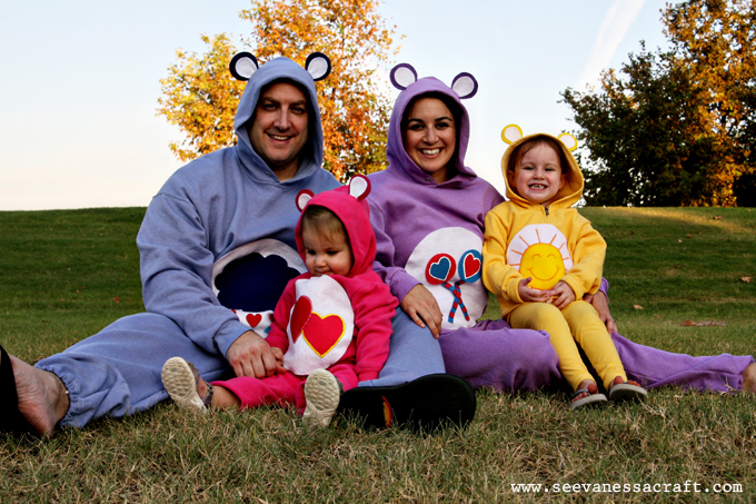 12 Family Fun Halloween Costumes