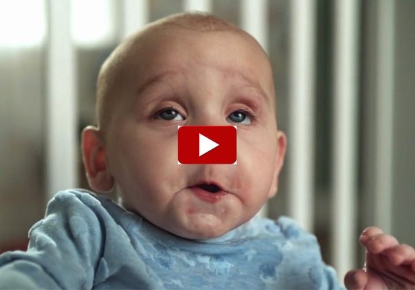 Hilarious Video Captures Babies Best 'Poo Faces' in Slow-Mo