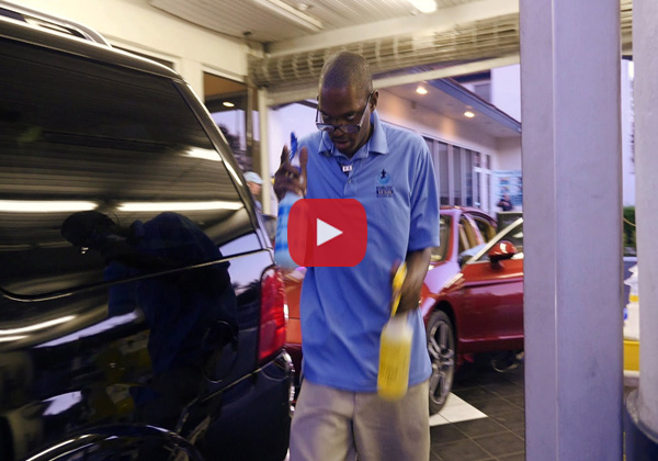 Meet the Gutsy Dad That Started a Car Wash to Help His Son Find Purpose
