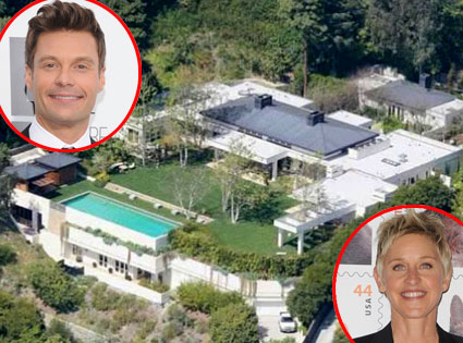 7 Celebrity House Swaps - Who's buying? Who's selling?