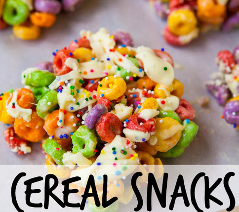 7 Easy & Delicious Cereal Recipe Treats