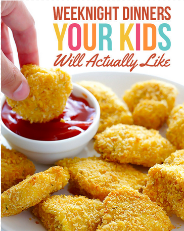 14 Easy Weeknight Meals your Kids will Actually Like