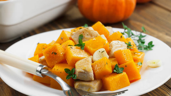12 Pumpkin Dinner Recipes