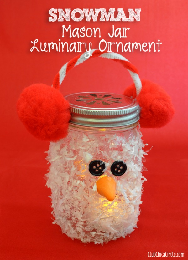 10 Great Holiday DIY Ornaments You Can Make with The Kids