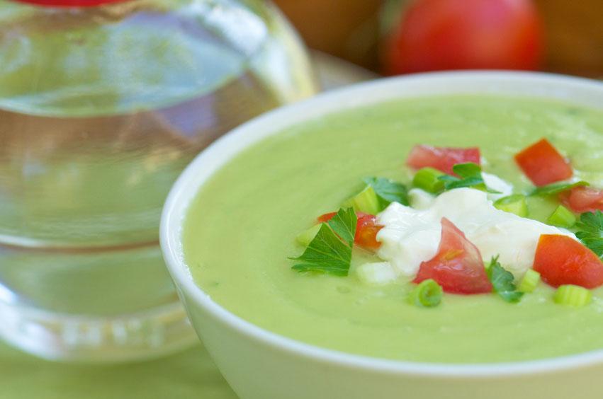 9 Super Summer Chilled Soups