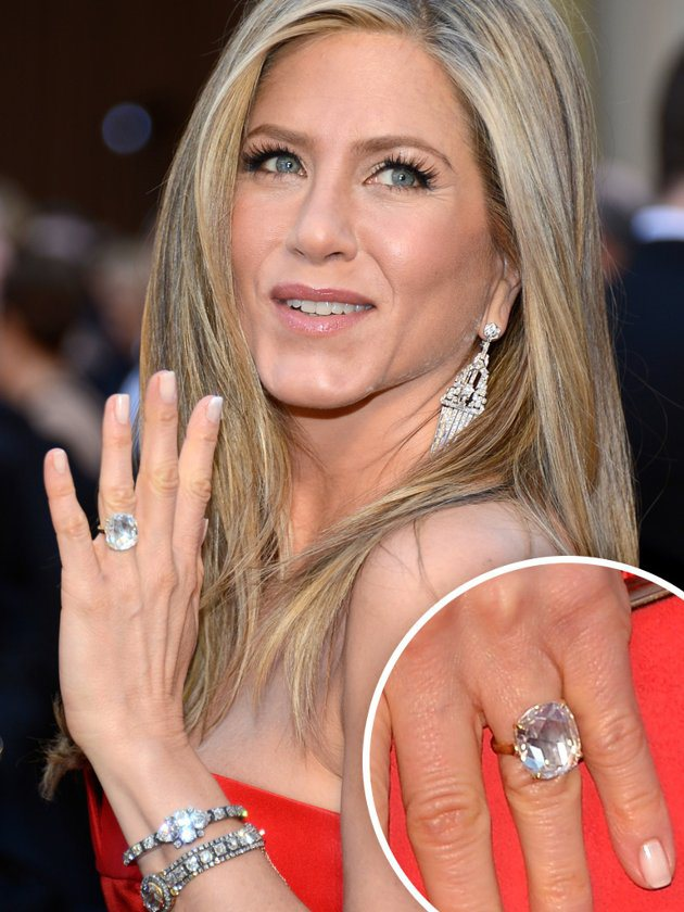 10 Most Outrageous Celebrity Engagement Rings