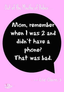 Themommyguide Kids Say The Darndest Things