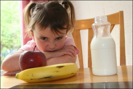 You Think You have a Picky Eater? These 20 Toddlers Take the Cake!