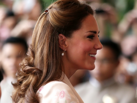 Recreate Kate Middleton's Princess Hair Styles