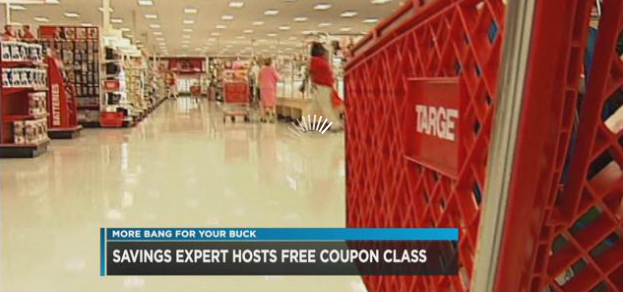 Learn how to save more money through free couponing class