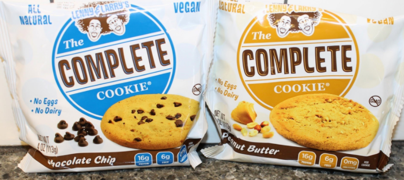 Lenny & Larry's Complete Cookie Overstates Protein Content, Class Action Claims