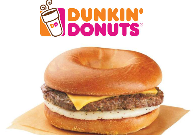What's in Dunkin's Angus Steak Sandwiches?