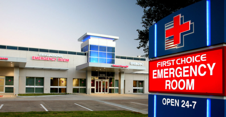 Were you hit with a surprise medical bill after an emergency room or hospital visit?