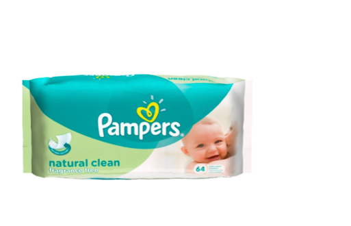 Pampers Class Action Says 'Natural Clean' Wipes Aren't Natural