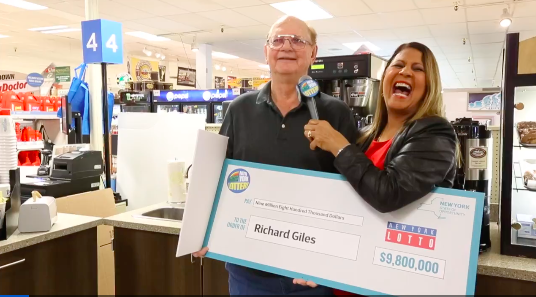 Wayne County man wins $5 million with lottery scratch-off ticket