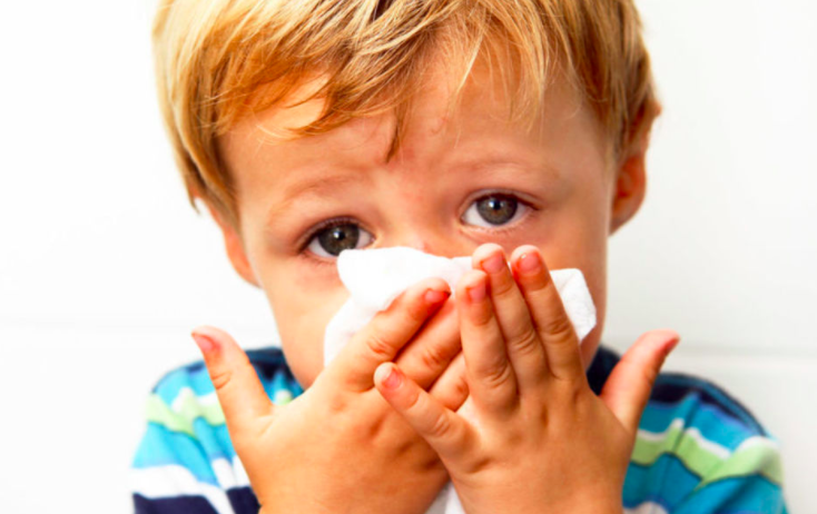 Cold and Flu Season Tips for Child Care