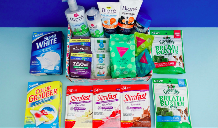 7 Places to Get Boxes of Free Samples