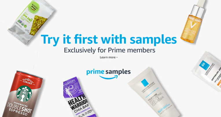 Amazon Prime has a whole section dedicated to sample products that you can try for only $2 or $4