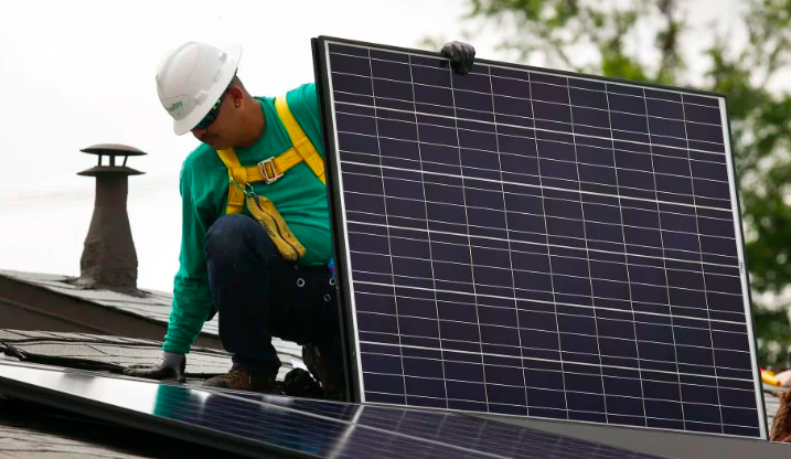 The World's Fifth Largest Economy Is About to Require Solar Panels for All New Homes