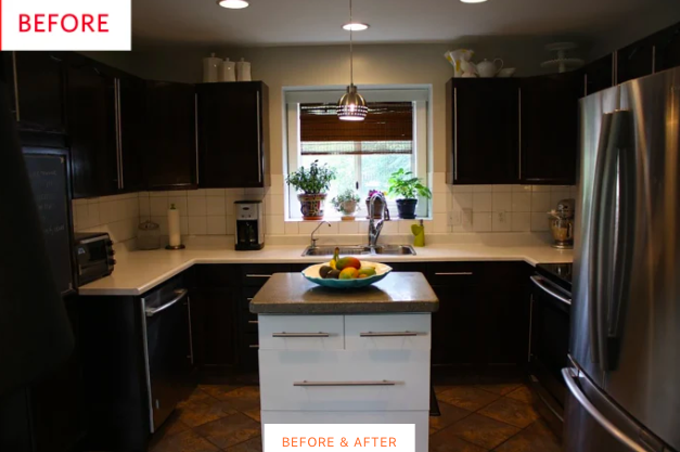 Before and After: See How $70 Can Totally Transform Your Kitchen