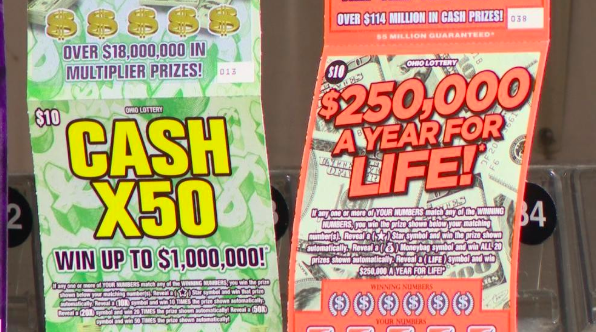 Reminder: Don't buy lottery tickets for kids this holiday season
