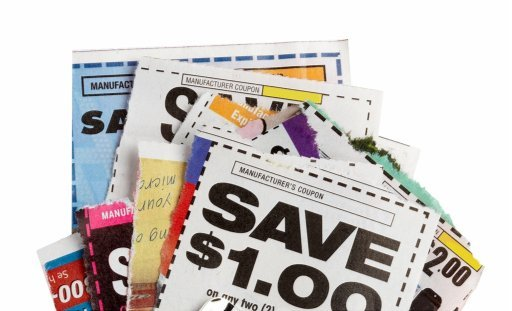 Did You Know? Coupons can save you a ton of money