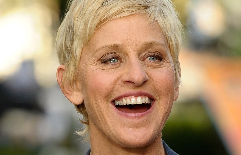 10 Ellen Quotes to Help You Love Your Laugh Lines