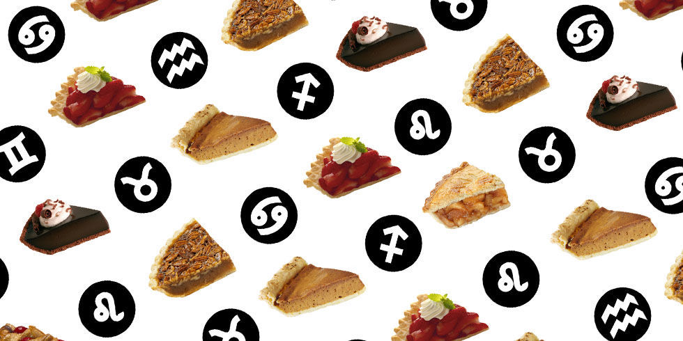 The Best Pie for Your Zodiac Sign
