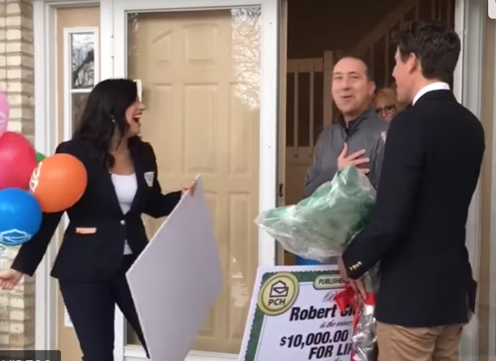 OMGSweeps - Kirtland man wins thousands from Publishers Clearing House