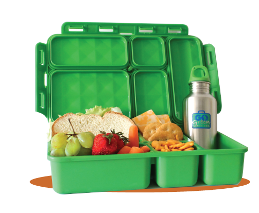 themommyguide go green lunch boxes. Black Bedroom Furniture Sets. Home Design Ideas