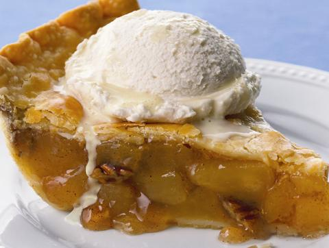 Lucky Leaf Caramel Apple Pie