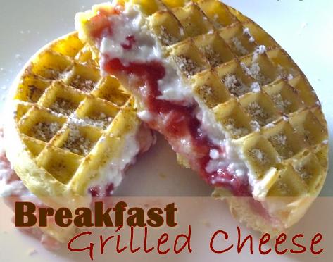 Waffle Cheese Jam