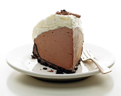 Rich Chocolate Cream Pie
