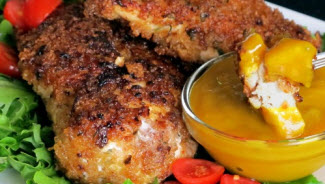 Bone Suckin'® Gluten Free Fried Chicken Recipe