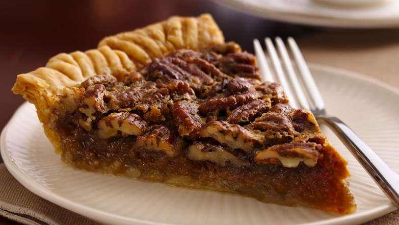 Golden Rich Pecan Pie