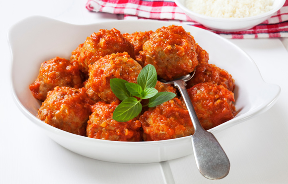 Protein Rich Turkey and Quinoa Meatballs