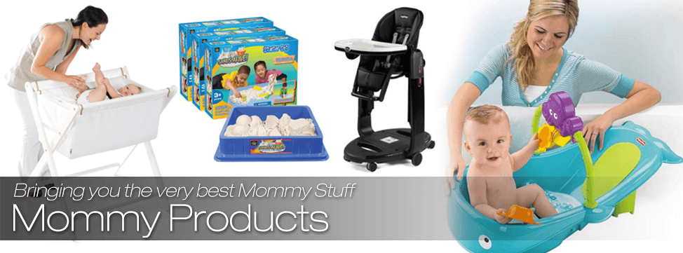 Mommy Products Slider