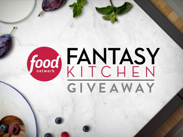 Food Network® Fantasy Kitchen 2018 Giveaway