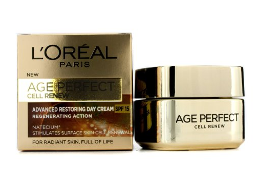 Free L'Oreal Age Perfect Hydra-Nutrition Sample