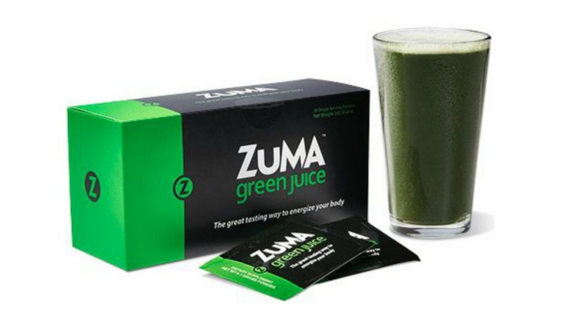 Free Zuma Green Juice Sample
