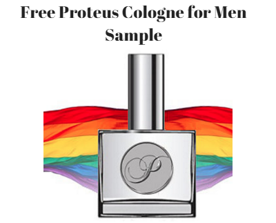 Free Sample of Proteus Cologne for Men