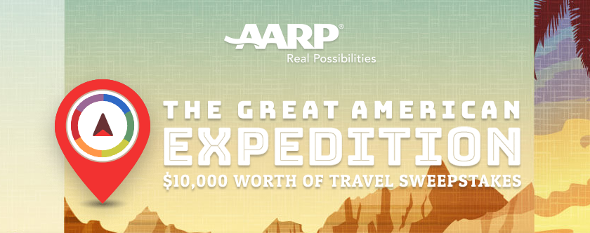 Great American Expedition Sweepstakes & Instant Win Game