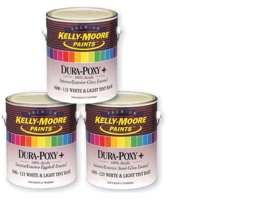 Enter Free Color Sample Quart of Kelly-Moore Paint