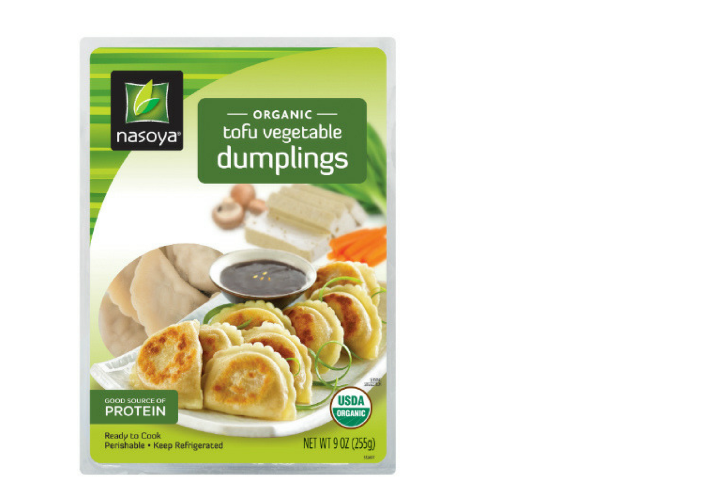 Get a FREE Package of Nasoya Tofu Dumplings