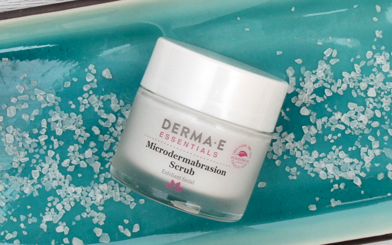Free Sample of Derma e Microdermabrasion Scrub