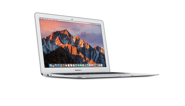 Win a Macbook Air Laptop!