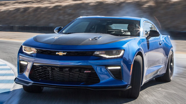 Win a Camaro SS Car + Trip to Vegas + $10,000